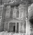 ETH-BIB-Felsgrab Khazne al-Firaun, Petra-Abessinienflug 1934-LBS MH02-22-0073.tif