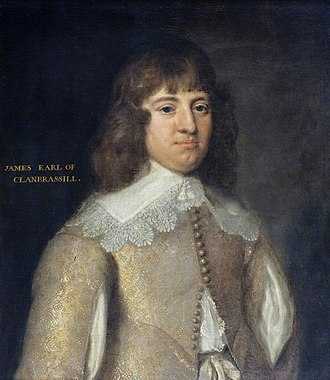 James Hamilton, 1st Earl of Clanbrassil (first creation) - Clanbrassil