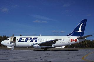 Eastern Provincial Airways Defunct Canadian airline