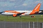 EasyJet, G-EZFE, Airbus A319-111 (29552727752).jpg
