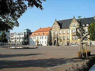 Eberswalde - Marketplace