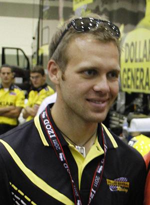 Ed Carpenter (racing driver) - Carpenter at the 2011 Baltimore Grand Prix.