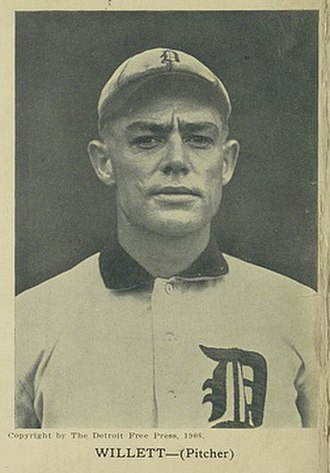 Ed Willett - Ed Willett in 1908