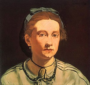 Victorine Meurent - Image: Edouard Manet 088