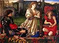 Edward Burne-Jones Le Chant d Amour (Song of Love).jpg