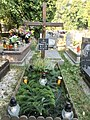Edward Leja grave, Krakow Military cemetery, Poland, 2015, 03.jpg