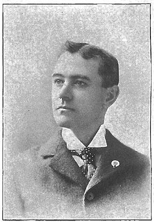Edward M. Favor - Edward M. Favor, ca. 1900