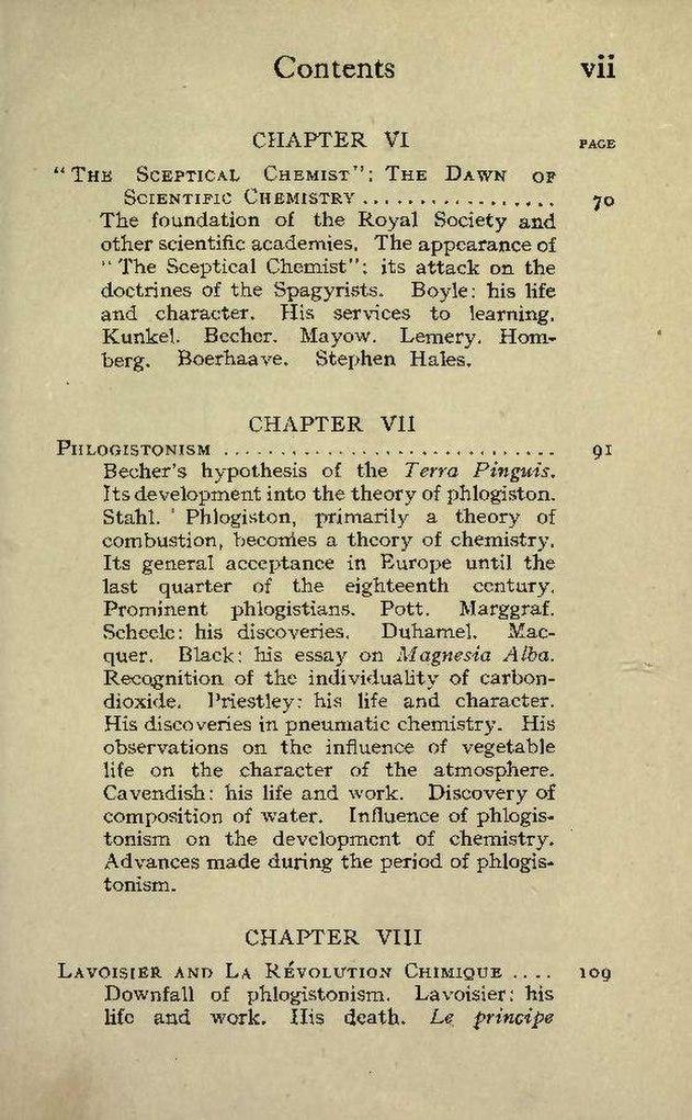 History Of Chemistry Pdf