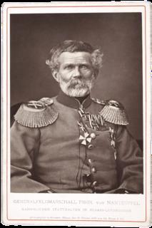 Edwin Freiherr von Manteuffel German general