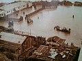 Efecto salida del mar en antiguo barrio pueblo hundido en la salida de Lota.jpg