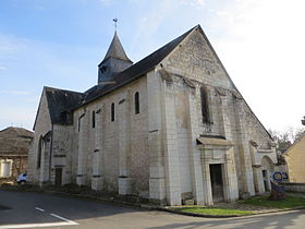 Image illustrative de l'article Église Saint-Pierre de Veuil
