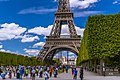 Eiffel Tower 3, Paris August 2013.jpg