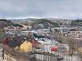Eikli sett fra Arnegårdsbakken, Hønefoss.jpg