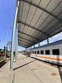 Ekstensi Kanopi Peron Stasiun Ketapang.jpg