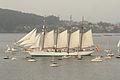 El buque escuela Juan Sebastián Elcano partiendo de la Bahía de Bayona-19.jpg