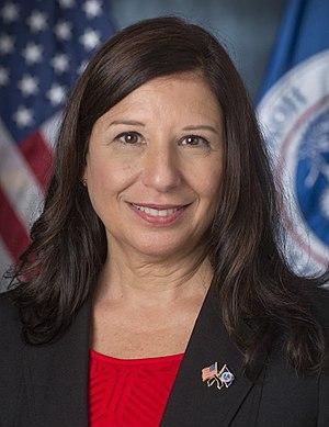 United States Secretary of Homeland Security - Elaine Duke