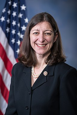 Elaine Luria, Official Portrait, 116th Congress