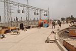 Electrical substation in Oubaidy DVIDS169320.jpg
