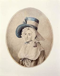 Elizabeth Simcoe British artist and diarist
