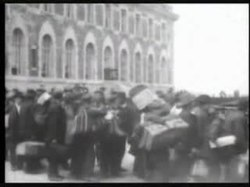 Fil:Ellis Island immigration footage.ogv