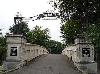 Elmwood Cemetery (Memphis, Tennessee) - Image: Elmwood