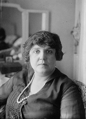 Elsie Baker - Elsie Baker in 1918