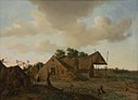 Emanuel Murant - Dutch Farm - KMSsp517 - Statens Museum for Kunst.jpg