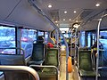 Empty bus in traffic congestion.JPG