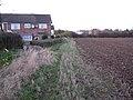End of Oakridge Road, Lillington - geograph.org.uk - 1567800.jpg