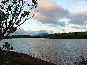 Endeavour River - Endeavour River at Marton, 2004