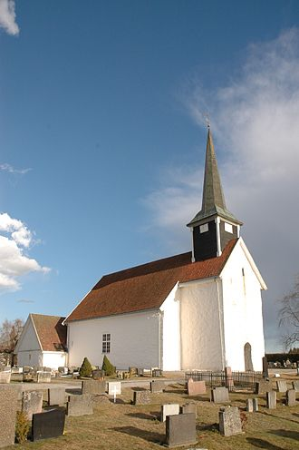 Enebakk - Enebakk church