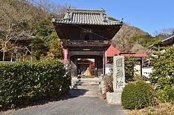Enjuin (Akaiwa), sanmon.jpg