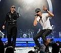 Enrique Iglesias and Pitbull 2015.jpg
