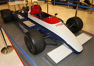 Ensign Racing - The N180 at the Pavilion Kuala Lumpur