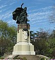 Ercilla statue.JPG