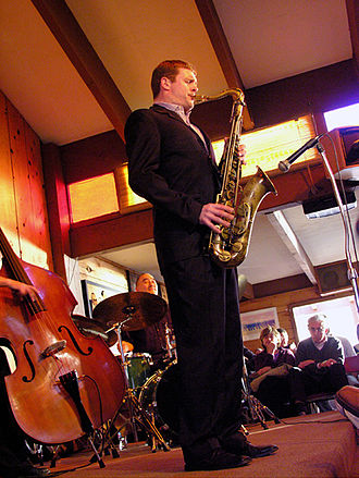 Eric Alexander (jazz saxophonist) - Eric Alexander 2008