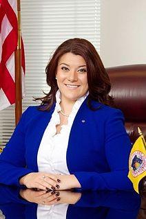 Erin Stewart American politician