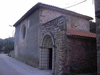 Viguera - Hermitage of Santa Lucía, in Panzares