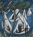 Ernst Ludwig Kirchner - Segelboote bei Grünau.jpg