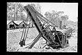 Escavadeira a Vapor Utilizada na Construção da Ferrovia Madeira-Mamoré, Acervo do Museu Paulista da USP.jpg