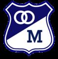 Escudo de Millonarios tempoarada 1979-1986.png