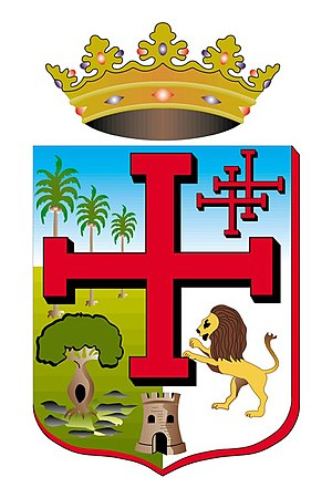 Santa Cruz Department (Bolivia) - Image: Escudo de Santa Cruz de la Sierra