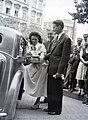 Esküvői fotó, 1948 Budapest. Fortepan 105315.jpg