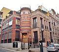 Esquina de Castelar y Cardenal Belluga, Madrid.JPG