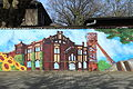 Essen - Rotthauser Straße - Wandbild Zeche Bonifacius 02 ies.jpg