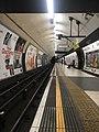 Estaçao de metro Charing Cross de Londres.jpg
