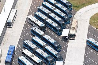 Bus transport in Rio de Janeiro
