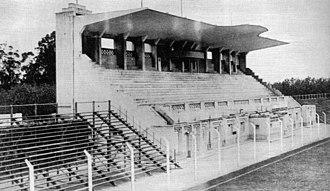 Estadio Juan Carmelo Zerillo - Image: Estadiogimnasia 1940