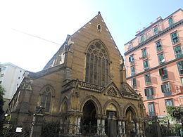 Chiesa Anglicana Napoli Wikipedia