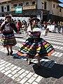 Ethnic dances in Cusco (Peru) (36875592771).jpg